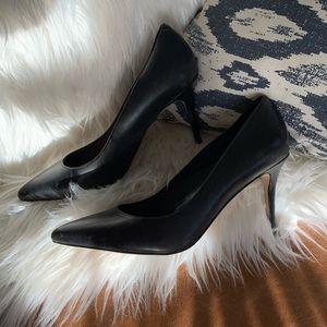 Shoes - Aldo Black Heels Sz 8